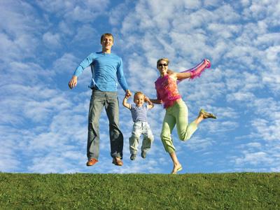 Nhận thức mới về người làm cha mẹ ngày nay